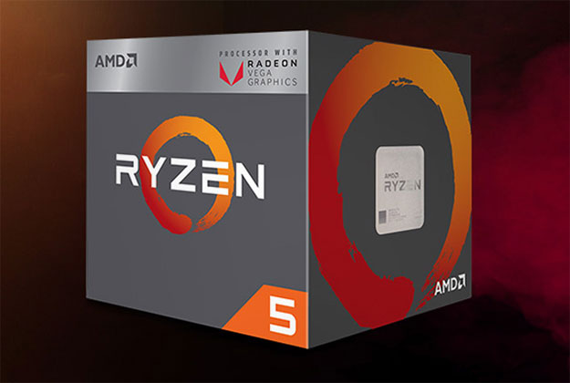 Alleged AMD Ryzen 5 2400G Raven Ridge Desktop CPU With Vega GPU