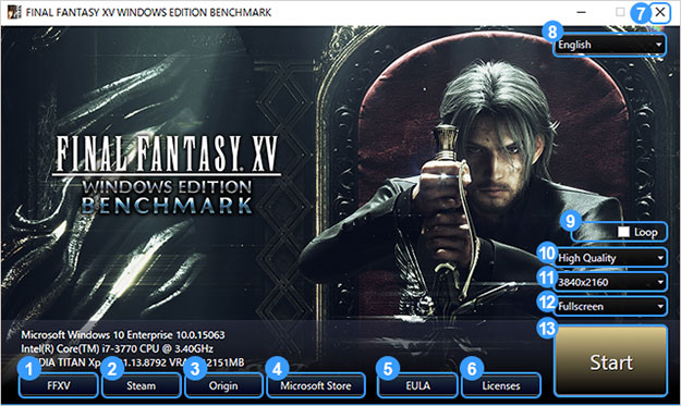 Final Fantasy XV Benchmark For PC Is Out, Here Are Some Quick And