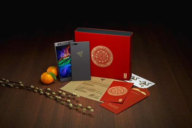 razer phone gold edition