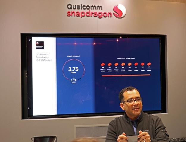 Sherif Hanna Director of Product 4G 5G Marketing Qualcomm