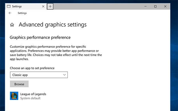 Windows Graphics