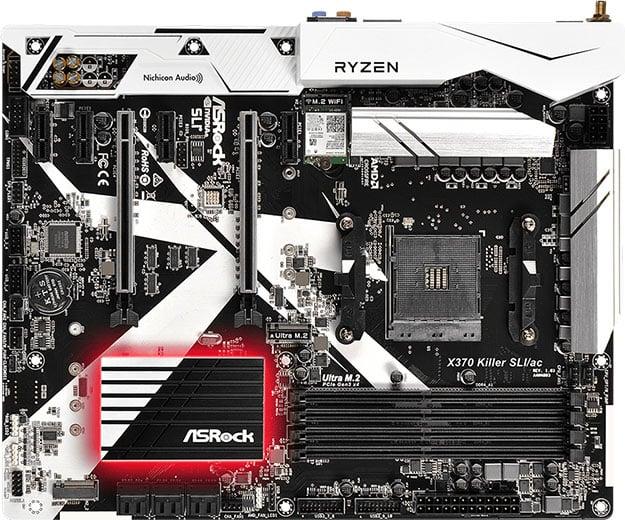 ASRock Releases Ryzen 2000 Series Zen+ BIOS Updates For Its