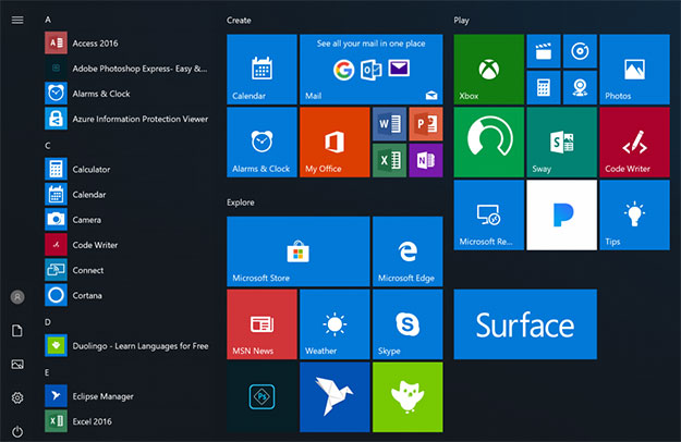 Windows 10 Getting 'Ultimate Performance' Scheme to Boost Speed, Preview Build Reveals