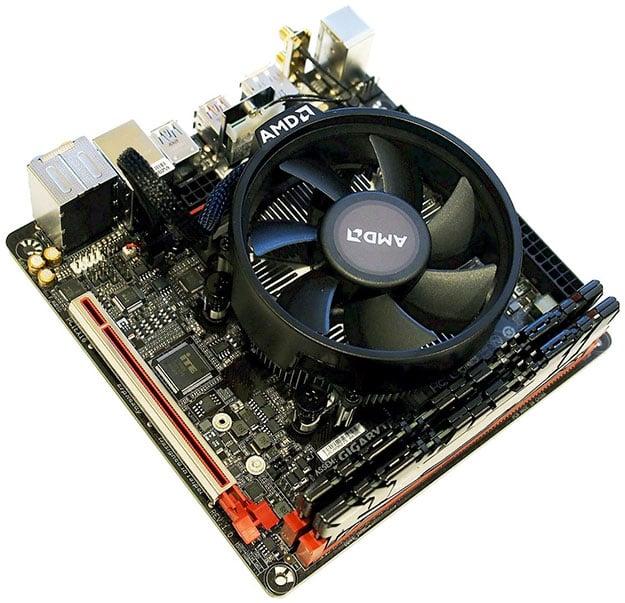 AMD Raven Ridget System