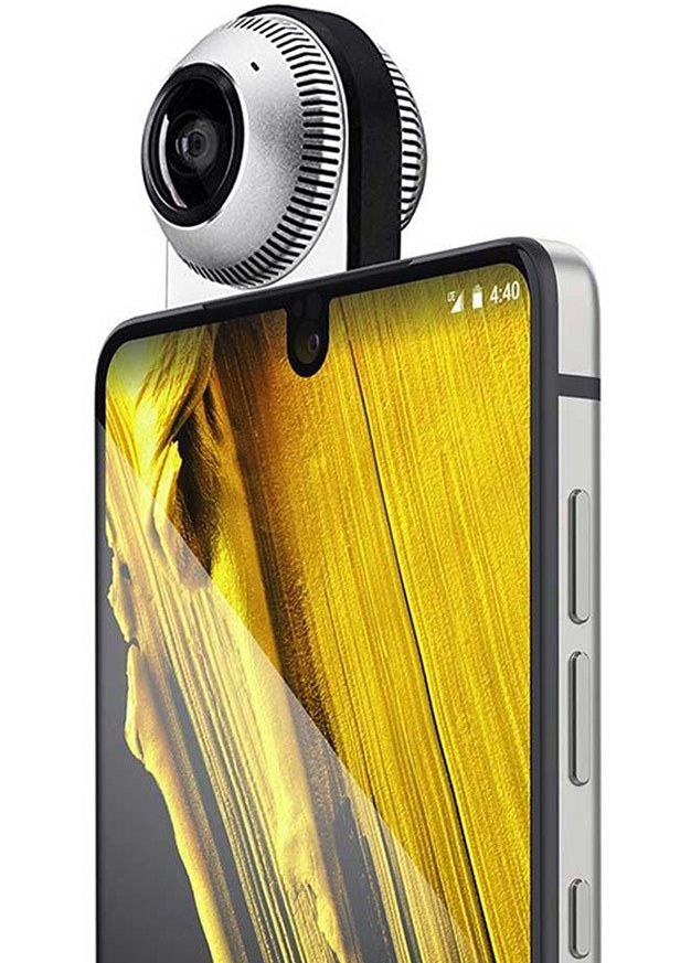 Essential Phone and 360 camera
