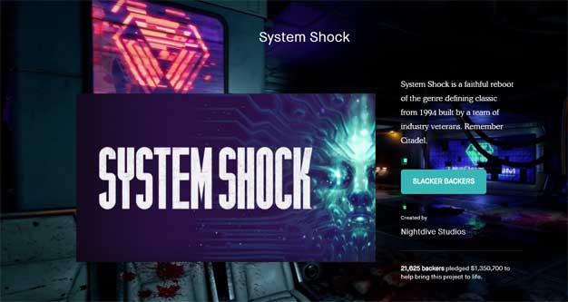 system shock hero