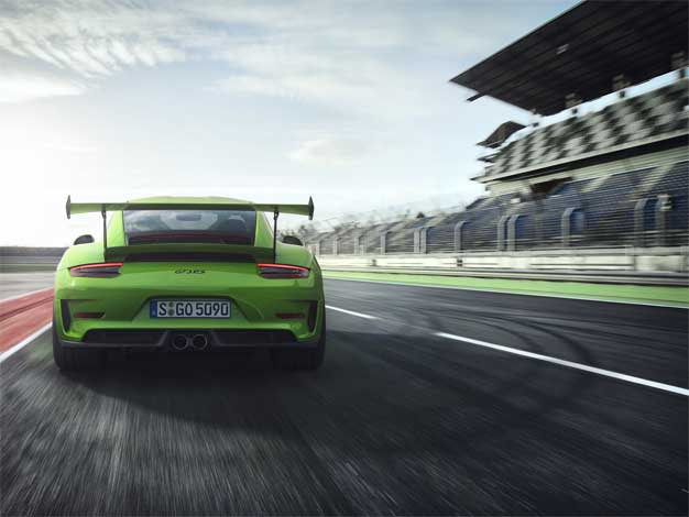 gt3 rs fast