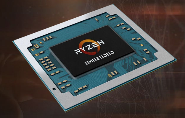 AMD Launches Embedded Epyc 3000 And Ryzen V1000 Series Processors To