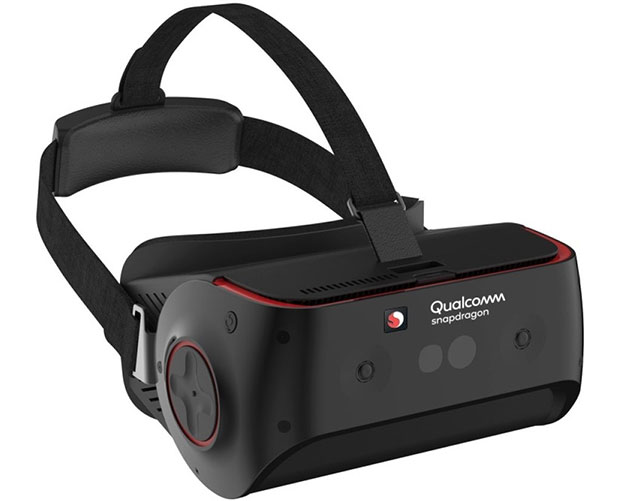 Qualcomm Launches Snapdragon 845 VR Headset Reference ...
