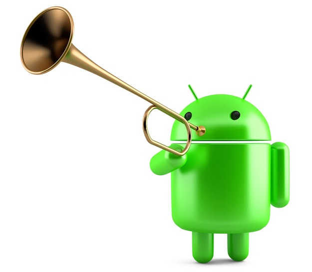 android bugle