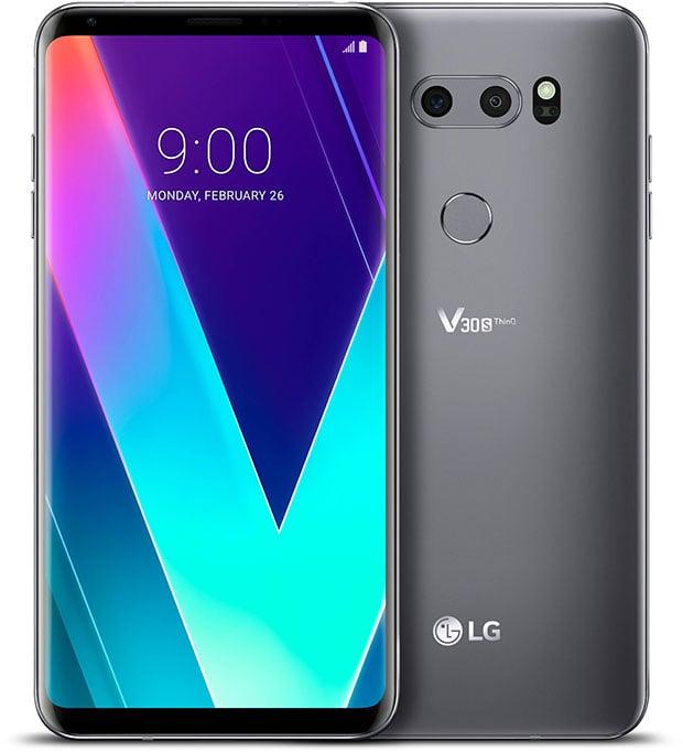 LG V30S ThinQ Flat
