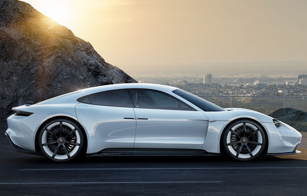 Porsche head of battery electric vehicles goes deep on the Mission E