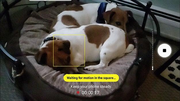 Samsung Super Slow Mo Mode