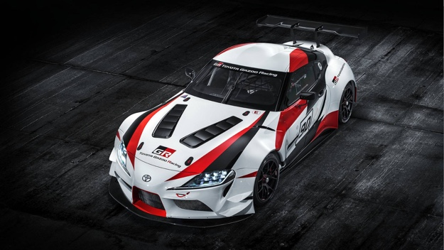 Wonderful The Official Name Of The Car Is The GR Supra Racing Concept, And It Revives  The Most Celebrated Model In Toyotau0027s Sports ...