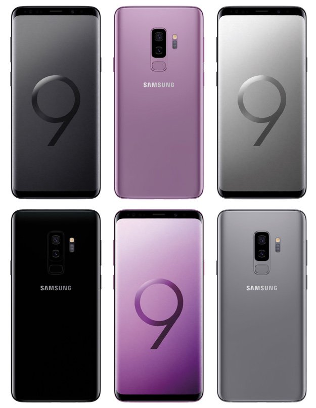 The Samsung Galaxy S9 And S9 Plus Preorders Are Disappointing