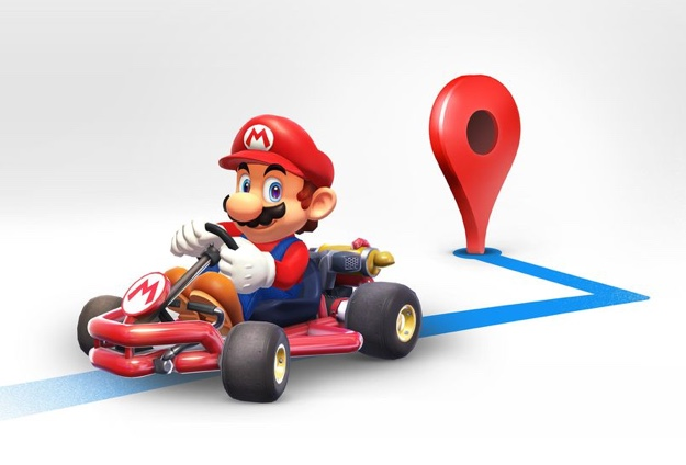 Celebrate 'MAR10 Day' with Mario Kart on Google Maps