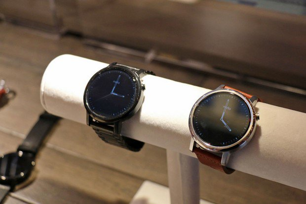 Moto 360 Mens Watches