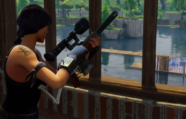 Fortnite Cross-Play Coming To Xbox One, PC And Mac