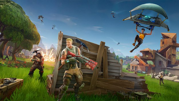 Fortnite Accounts Hacked, Epic Issuing Refunds, What's