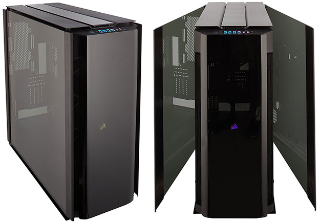 Corsair's Massive Obsidian 1000D Case Leaks With 480MM Rad