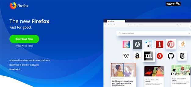 Firefox 59 Quantum Beta The Fastest Yet With Improved Privacy And