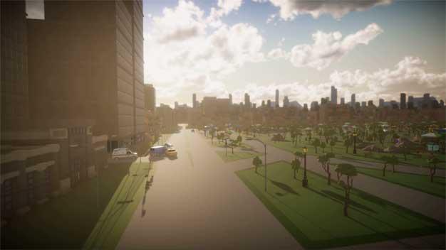 maps city day