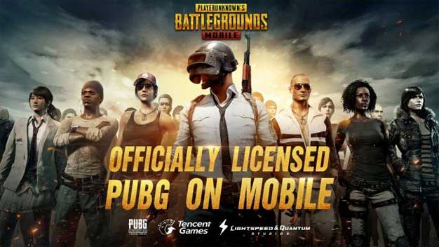 pubg mobile official