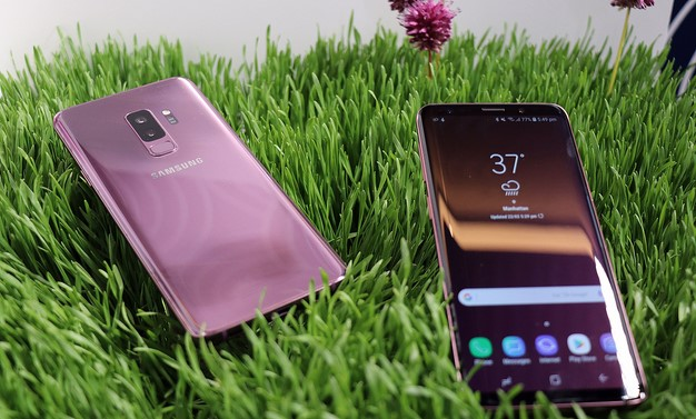The Samsung Galaxy S9 hits stores today