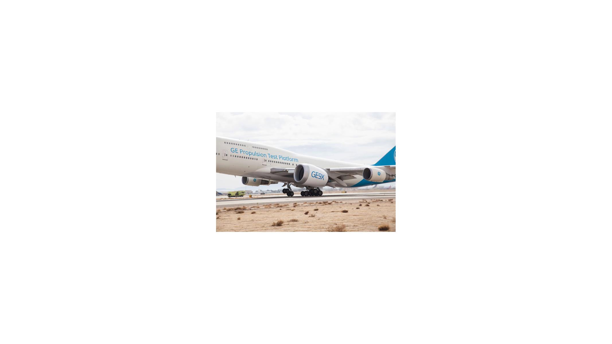 World's Largest Jet Engine, GE Aviation GE9X, Makes Debut
