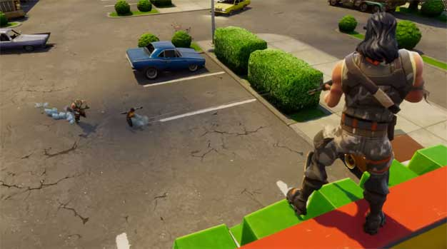 Fortnite Battle Royale mode took only 2 months to make