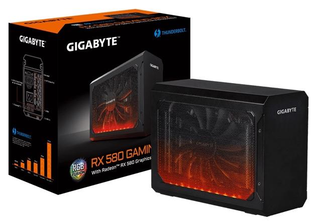 gigabyte rx 580 gaming box