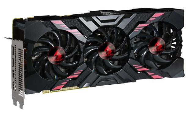 PowerColor RX Vega 56 Red Dragon 2
