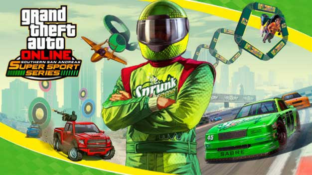 grand theft auto online sup