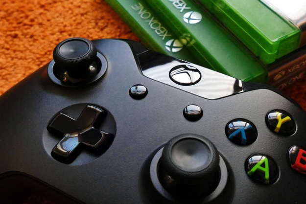 xbox one controller microsoft