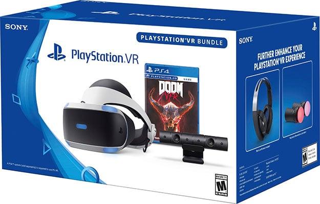 Sony PlayStation 4 Doom VFR Bundle