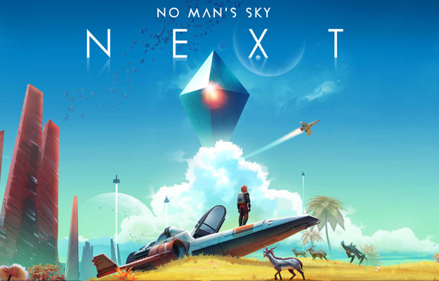 No Man's Sky Arrives on Xbox One This Summer
