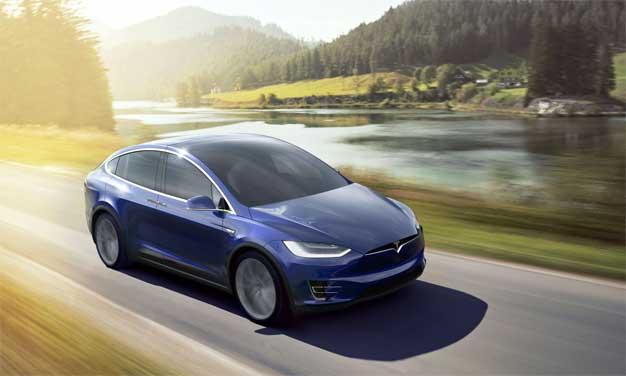 Tesla recalls 123000 Model S vehicles