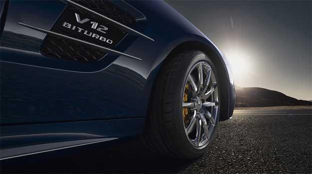 mercedes v12 sl65