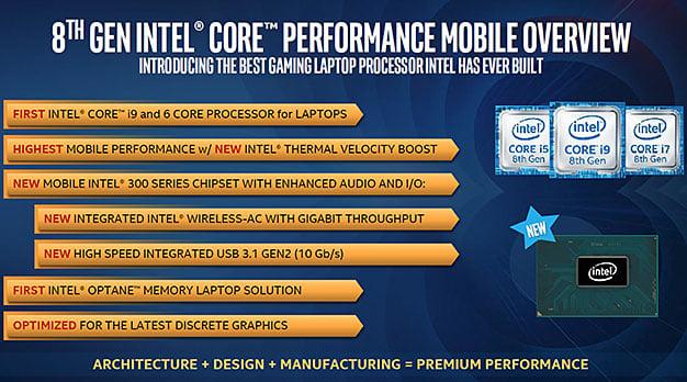 Intel Core i9 Gaming Laptop Processor