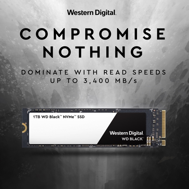 Western Digital's newest SSD is exponentially faster