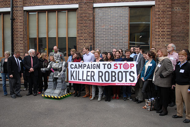 Campaign Killer Robots