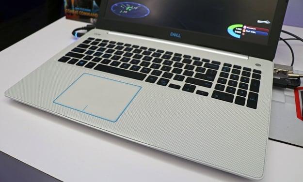 Dell G7 15 white