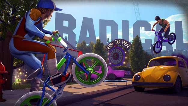 radical heights bike