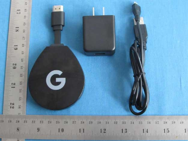 fcc android tv kit