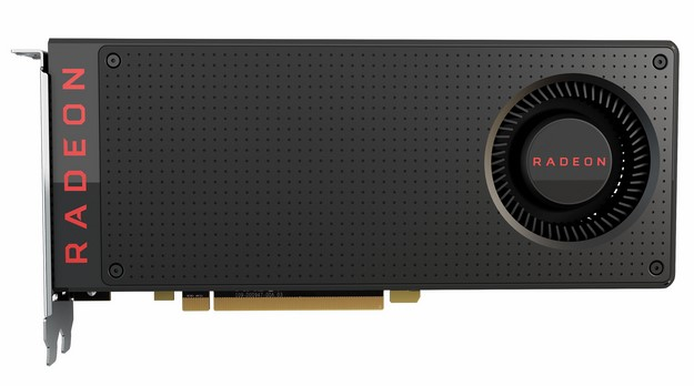 Radeon Graphics Card