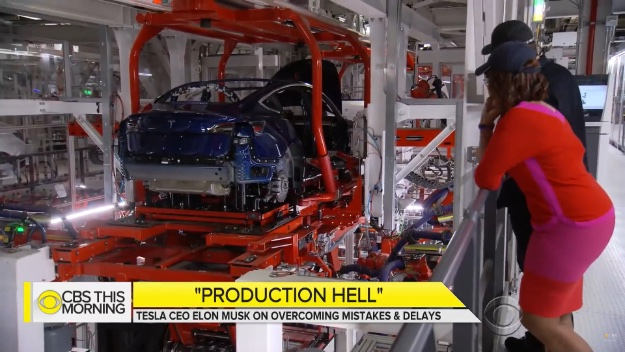 Tesla Model 3 Celebrates Growth, No Improvements On Quality