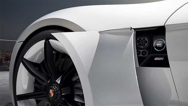 Mission E Charge