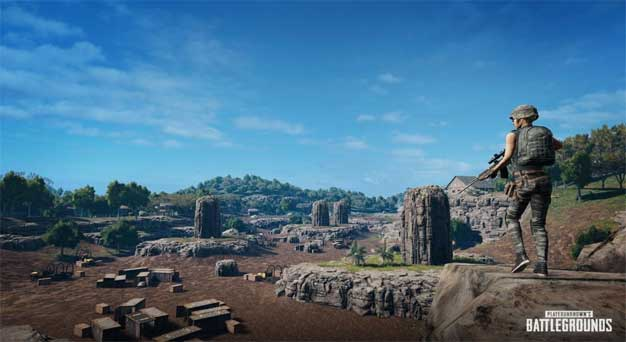 PUBG Codename: Savage Map Returns To Test Server | HotHardware