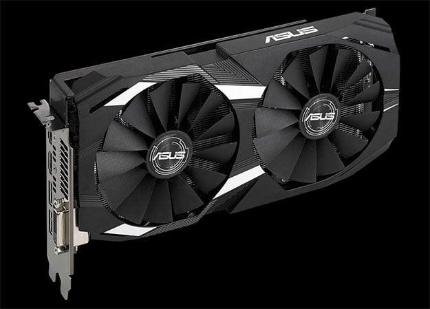 ASUS Dual Radeon RX 580