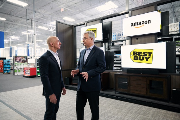 bezos joly amazon best buy